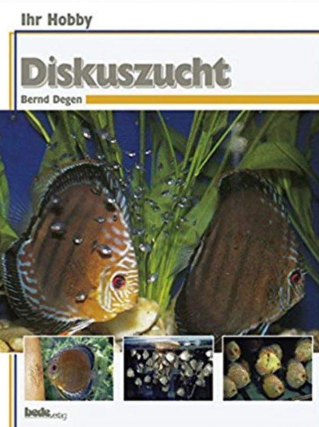 Degen, Bernd – Diskuszucht, Ihr Hobby
