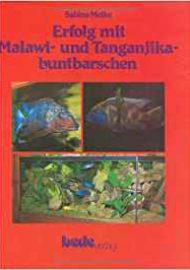 Melke, Sabine – Erfolg mit Malawi- und Tanganjika-Buntbarschen