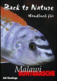 Konings, Ad – Back to Nature. Handbuch für Malawi Buntbarsche