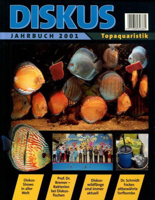 Degen, Bernd – Diskus Jahrbuch 2001