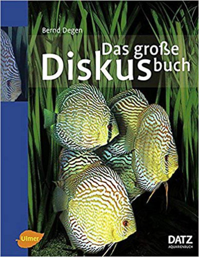 Degen, Bernd – Das große Diskusbuch