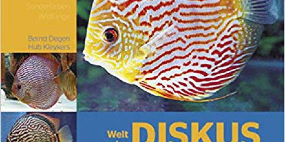 Degen, Bernd – Welt der Diskus 1 – Rottürkis