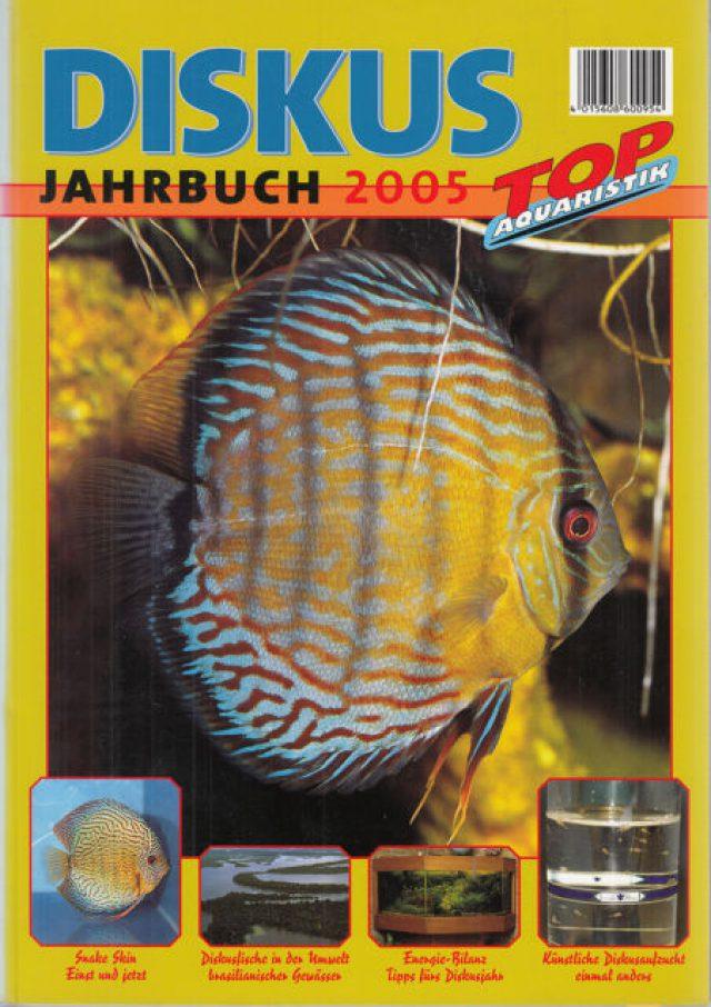 Degen, Bernd – Diskus Jahrbuch 2005