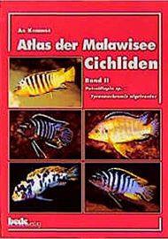 Konings, Ad – Atlas der Malawisee-Cichliden, Bd. 2 (antiquarisch)