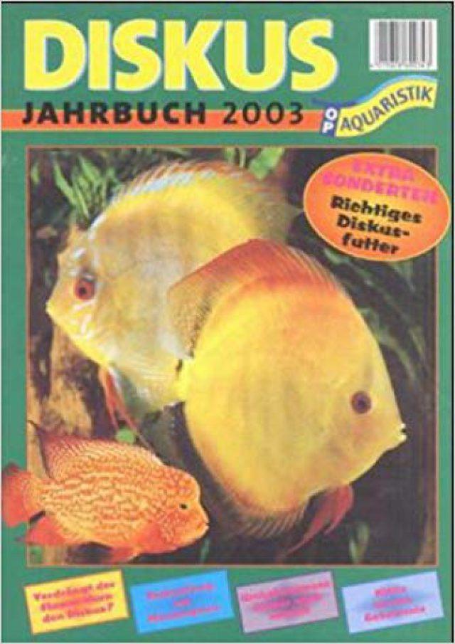 Degen, Bernd – Diskus Jahrbuch 2003