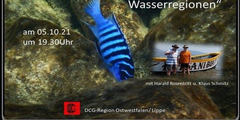 Nachlese Videokonferenz vom 5.10.2021 – Klaus Schmitz & Harald Rosentritt Malawisee