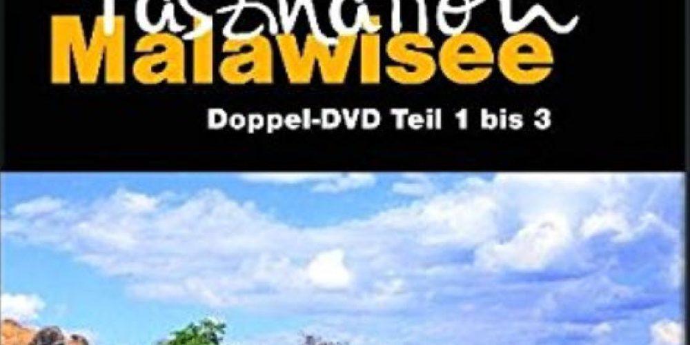 Spreinat Andreas, Müller, Erich – Faszination Malawisee: Teile 1, 2 und 3 auf DVD